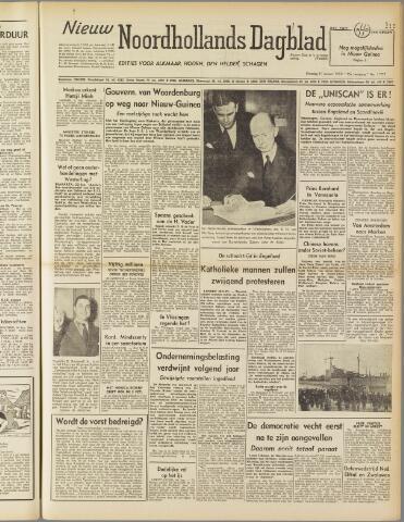 Nieuw Noordhollandsch Dagblad : voor Alkmaar en omgeving 1950-01-31