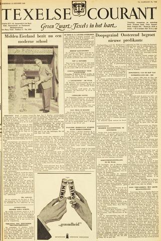 Texelsche Courant 1960-10-12