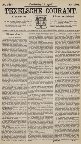 Texelsche Courant 1901-04-11
