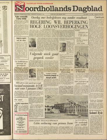 Noordhollands Dagblad : dagblad voor Alkmaar en omgeving 1964-01-25