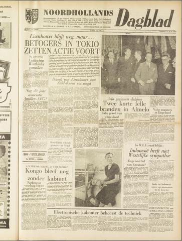 Noordhollands Dagblad : dagblad voor Alkmaar en omgeving 1960-06-17