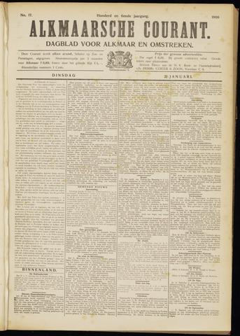 Alkmaarsche Courant 1908-01-21