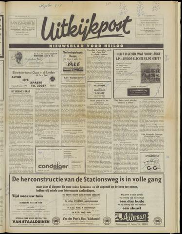 Uitkijkpost : nieuwsblad voor Heiloo e.o. 1972-10-25
