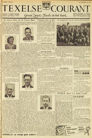 Texelsche Courant 1953-06-06