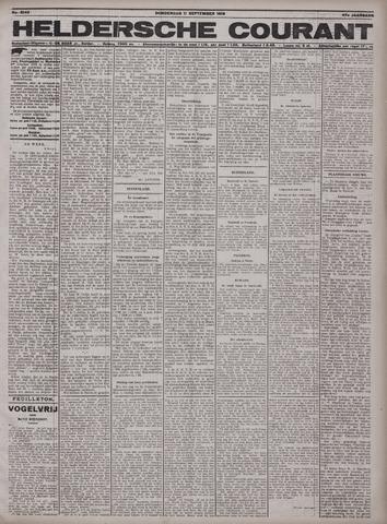 Heldersche Courant 1919-09-11