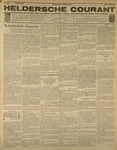 Heldersche Courant 1935-01-17