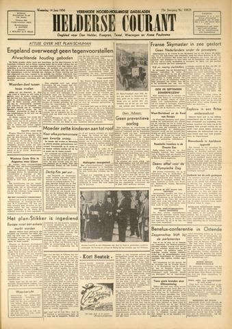 Heldersche Courant 1950-06-14