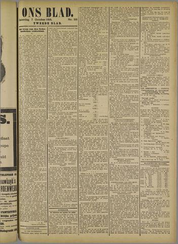 Ons Blad : katholiek nieuwsblad voor N-H 1916-10-07