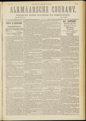 Alkmaarsche Courant 1914-06-13