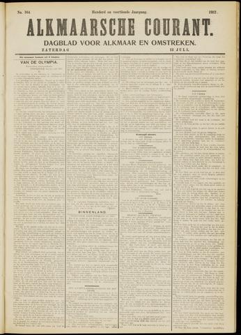Alkmaarsche Courant 1912-07-13