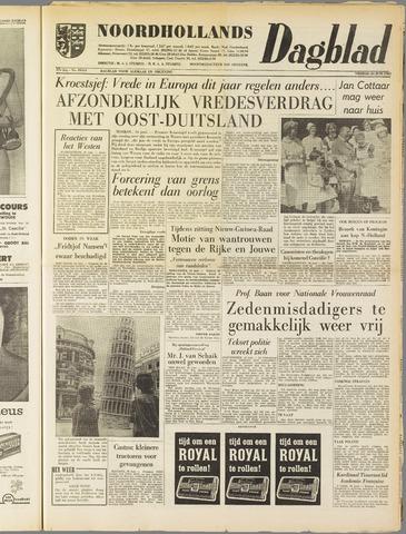 Noordhollands Dagblad : dagblad voor Alkmaar en omgeving 1961-06-16