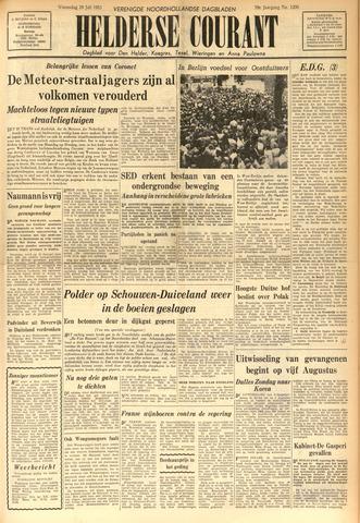 Heldersche Courant 1953-07-29