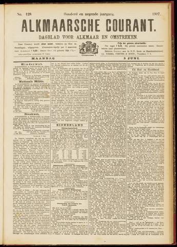 Alkmaarsche Courant 1907-06-03