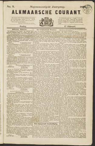 Alkmaarsche Courant 1867-02-17