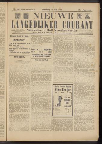 Nieuwe Langedijker Courant 1928-05-12