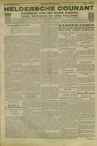 Heldersche Courant 1931-01-22