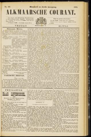 Alkmaarsche Courant 1901-07-26