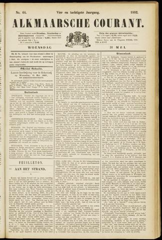Alkmaarsche Courant 1882-05-31