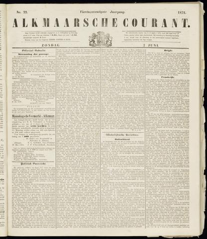 Alkmaarsche Courant 1872-06-02