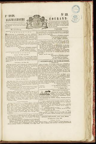 Alkmaarsche Courant 1848-06-05