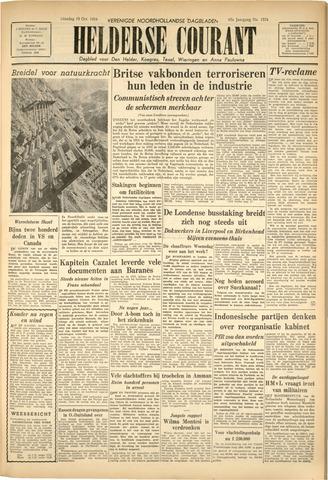 Heldersche Courant 1954-10-19