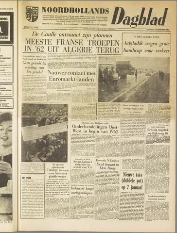 Noordhollands Dagblad : dagblad voor Alkmaar en omgeving 1961-12-30