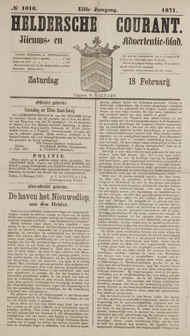 Heldersche Courant 1871-02-18