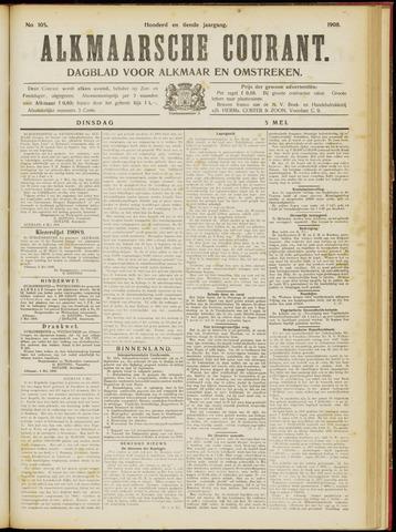 Alkmaarsche Courant 1908-05-05