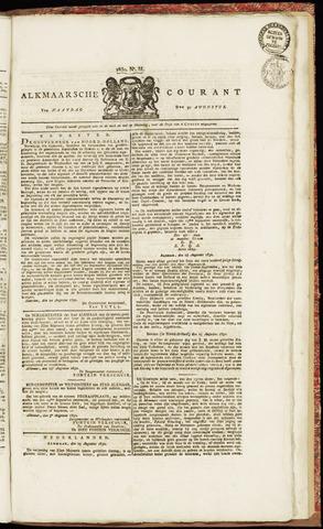 Alkmaarsche Courant 1830-08-30