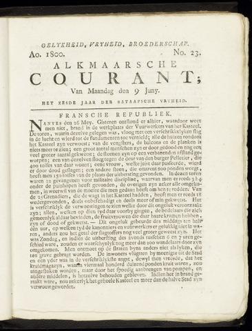 Alkmaarsche Courant 1800-06-09