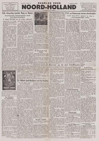 Dagblad Noord-Holland, Schager editie 1944-04-03