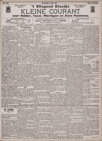 Vliegend blaadje : nieuws- en advertentiebode voor Den Helder 1906-05-16