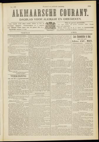 Alkmaarsche Courant 1914-05-01
