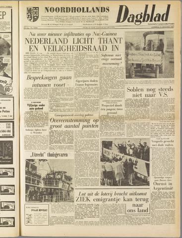 Noordhollands Dagblad : dagblad voor Alkmaar en omgeving 1962-08-11