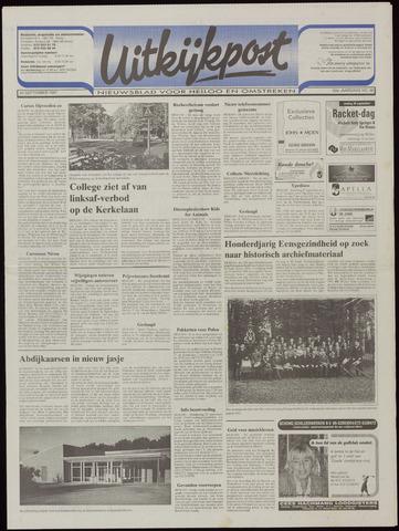Uitkijkpost : nieuwsblad voor Heiloo e.o. 1997-09-24