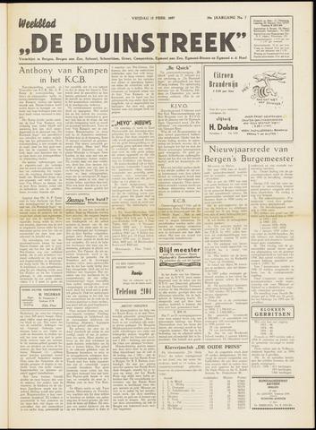 De Duinstreek 1957-02-15