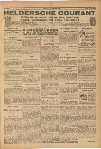 Heldersche Courant 1929-01-22
