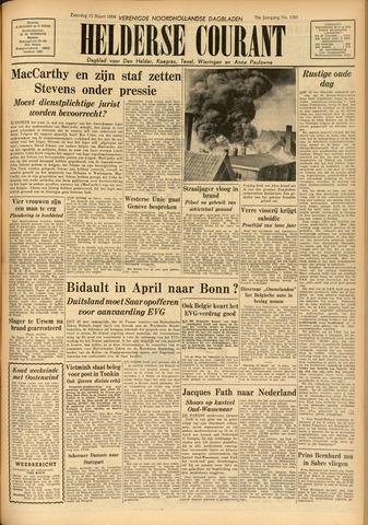Heldersche Courant 1954-03-13
