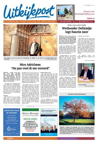 Uitkijkpost : nieuwsblad voor Heiloo e.o. 2020-11-11