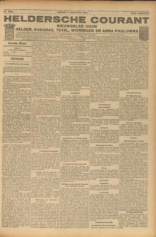 Heldersche Courant 1924-08-05