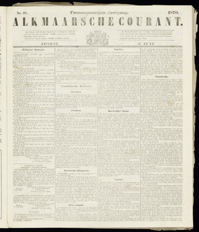 Alkmaarsche Courant 1870-06-12
