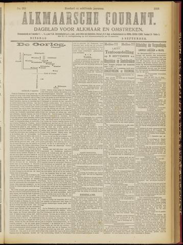 Alkmaarsche Courant 1916-09-05