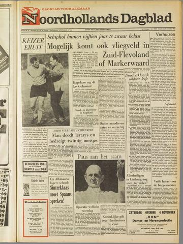 Noordhollands Dagblad : dagblad voor Alkmaar en omgeving 1967-11-02