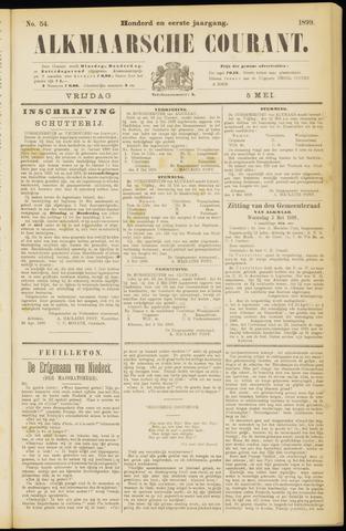 Alkmaarsche Courant 1899-05-05