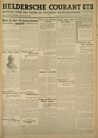 Heldersche Courant 1939-07-27