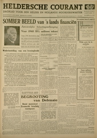 Heldersche Courant 1939-09-20
