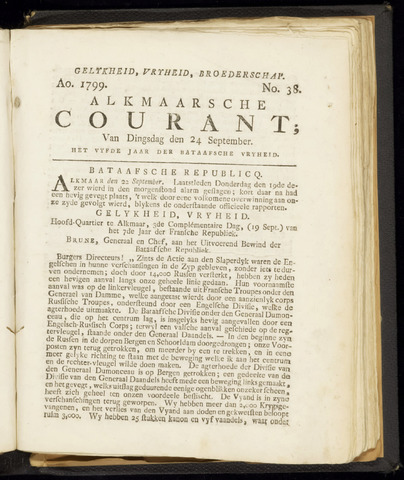 Alkmaarsche Courant 1799-09-24
