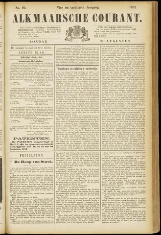 Alkmaarsche Courant 1882-08-20