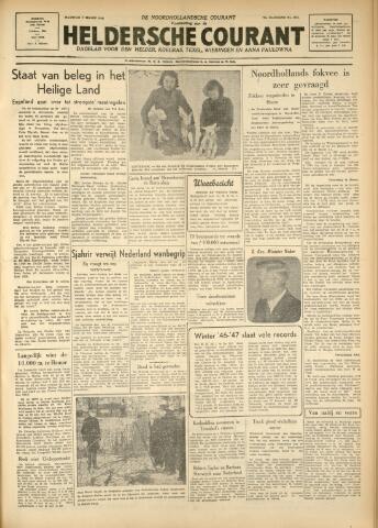 Heldersche Courant 1947-03-03