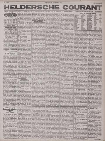 Heldersche Courant 1917-11-17